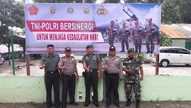 SETARA Anggap Kekompakan TNI-Polri Hanya Sebatas Pada Elite dan Baliho