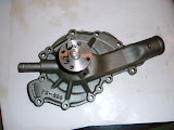 Heavy Duty rebuilt iron pump for the 62-66 401-425. Limited supply 149.00 out right.