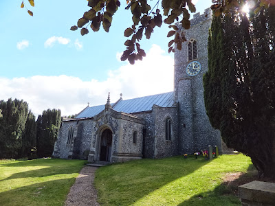 Glandford church