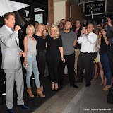 OIC - ENTSIMAGES.COM - David Hasselhoff, Hayley Roberts, Kim Tiddy and Stephanie Webber at the Tresor Paris - store launch party in London 16th June 2015  Photo Mobis Photos/OIC 0203 174 1069