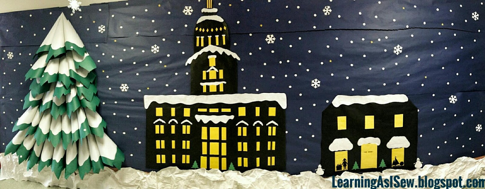 Learning As I Sew...bake, cut, and create: Polar Express ...