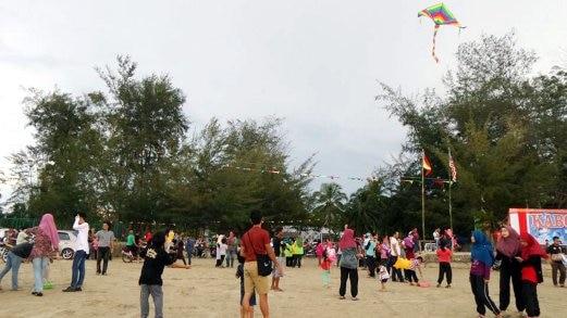 China, Australia, Scotland antara peserta festival wau Kabong hujung minggu ini