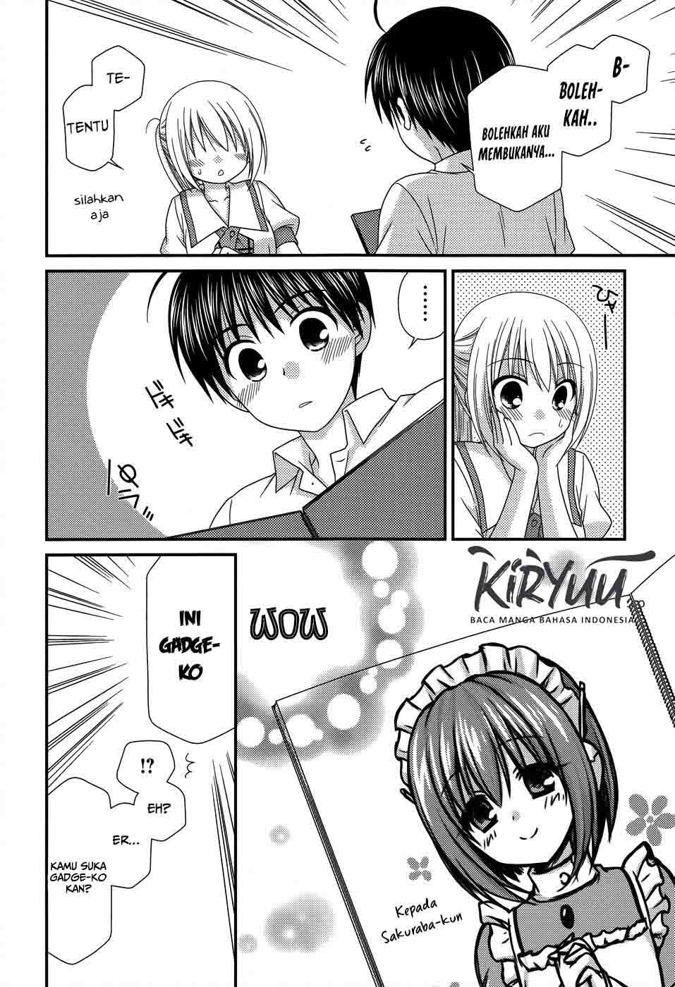 Tonari no Kashiwagi-san: Chapter 55 - Page 17