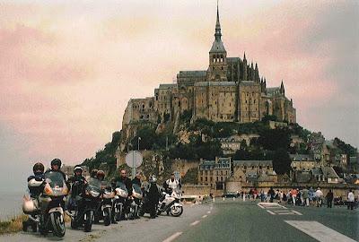 I Deauvillers a Mont-Saint-Michel