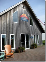 Foxhill Cheese Factory, NS