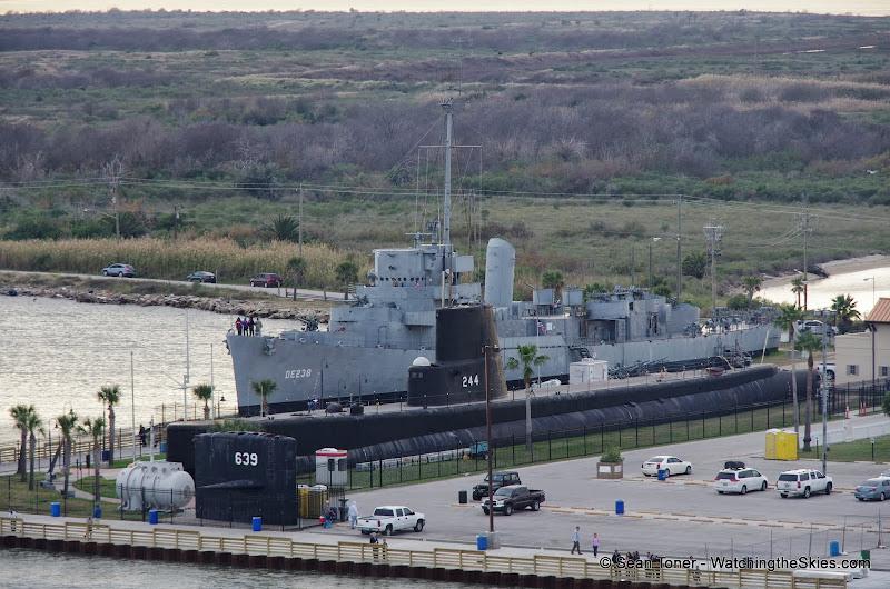 12-29-13 Western Caribbean Cruise - Day 1 - Galveston, TX - IMGP0697.JPG
