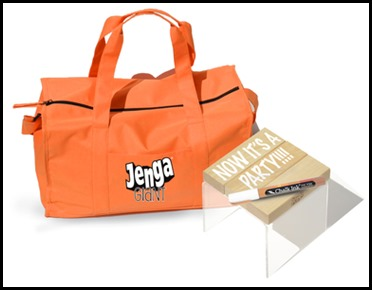 Jenga Giant Bag