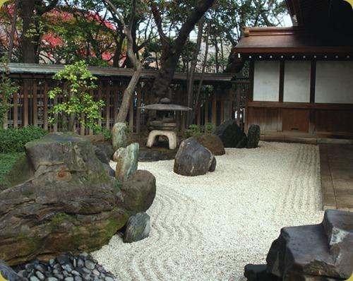I giardini giapponesi sono contraddistinti da pochi for Accessori giardino giapponese