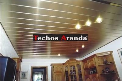 Techos aluminio Las Cabezas de San Juan