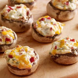 Stuffed Mushrooms With Philadelphia Cream Cheese Recipes.