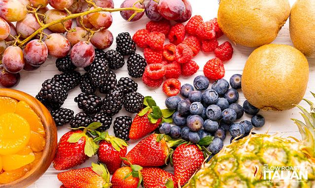 fresh fruit fror fruit salad recipe