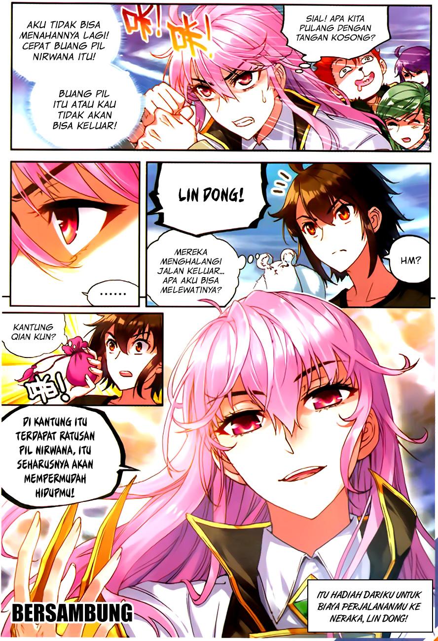 Baca Manga Wu Dong Qian Kun Chapter 59 Komik Station