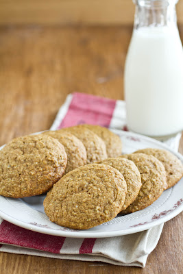 Pumpkin Hemp Cookies | Naturally Ella