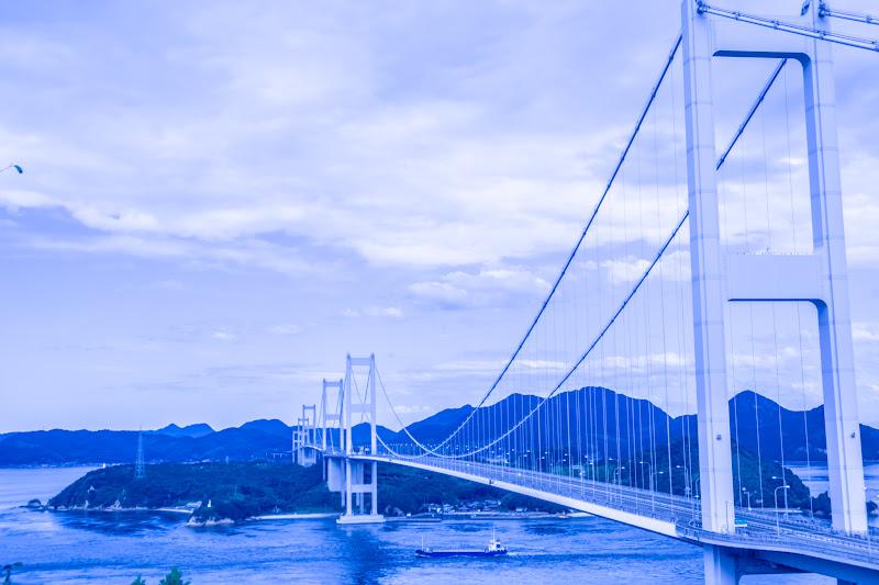 来島海峡大橋 糸山公園展望台 2