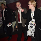 OIC - ENTSIMAGES.COM - Doreen Lawrence OBE and Jeremy Corbyn at the  I Am The Greatest - Muhammad Ali exhibition at The O2 London 3rd  March 2016 Photo Mobis Photos/OIC 0203 174 1069