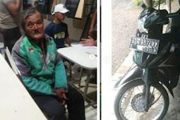 Viral Ojol Jadi Korban Begal Penumpangnya Sendiri, Motor Raib dan Uang Rp 900 Ribu Hilang