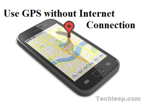 use GPS without internet connection