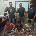 Miliki Sabu, Tiga Lelaki Asal Kecamatan Pitumpanua Diamankan Polisi