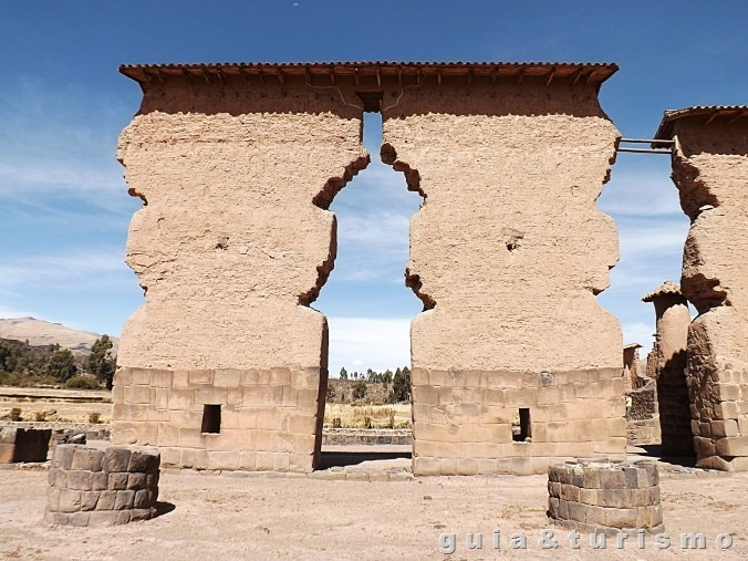 Parque arqueológico Raqchi