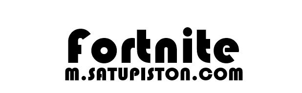 Spesifikasi minimum FORTNITE PC !!!!