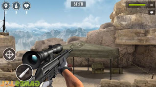 Sniper Arena : PVP Army Shooter