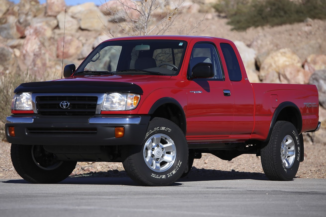 2000 toyota tacoma trd off road prerunner extra cab ebay. Black Bedroom Furniture Sets. Home Design Ideas