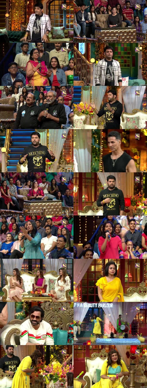 Screen Shot Of The Kapil Sharma Show 20th October 2019 Season 02 Episode 84 300MB Watch Online