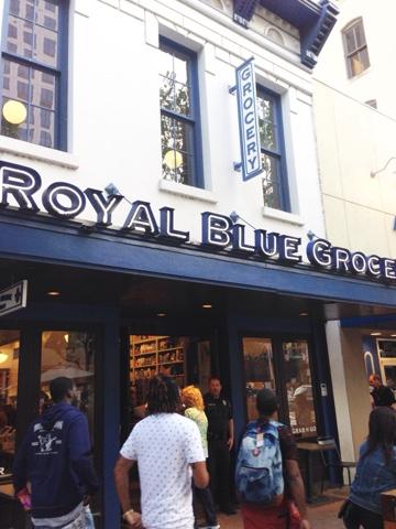 royal blue grocery