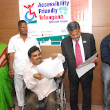 Launching of Accessibility Friendly Telangana, Hyderabad Chapter - DSC_1228.JPG