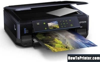 Reset Epson XP-510 printer Waste Ink Pads Counter
