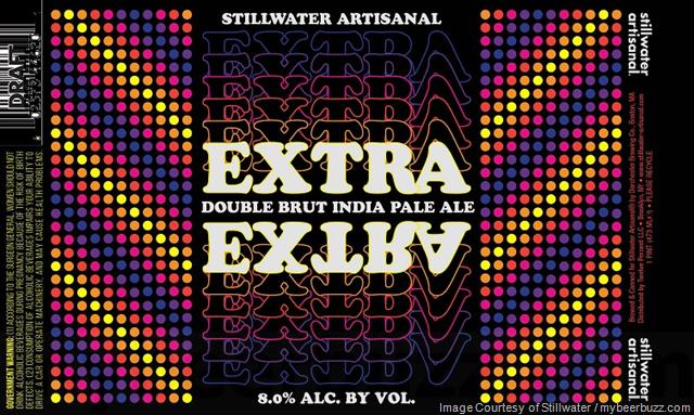Stillwater Adding Extra Extra Double Brut IPA