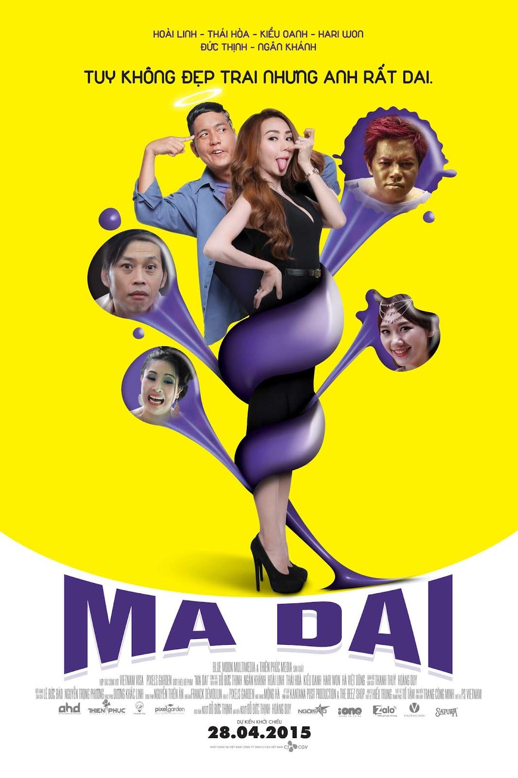Ma Dai – Ngân Khánh Đức Thịnh Bản Đẹp Full HD (2015)