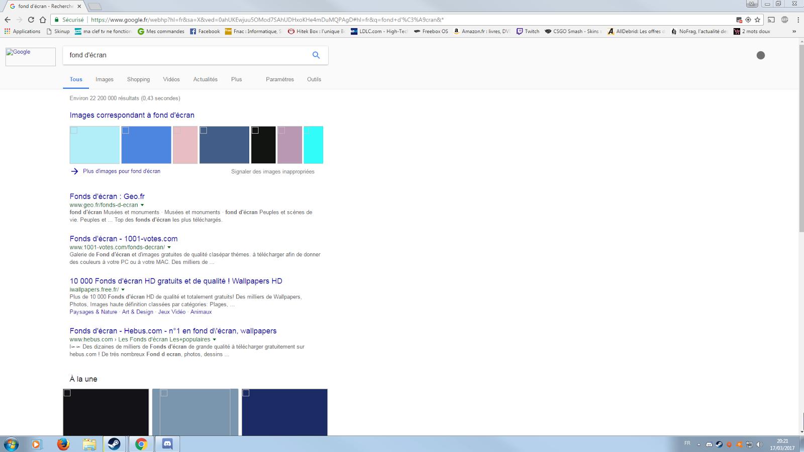 Les Images Ne Veule Pas S Affiche Sur Google Chrome Google