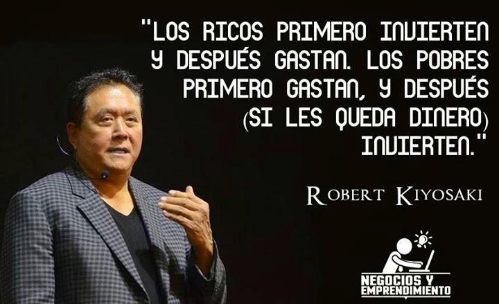Ricos, Robert Kiyosaki