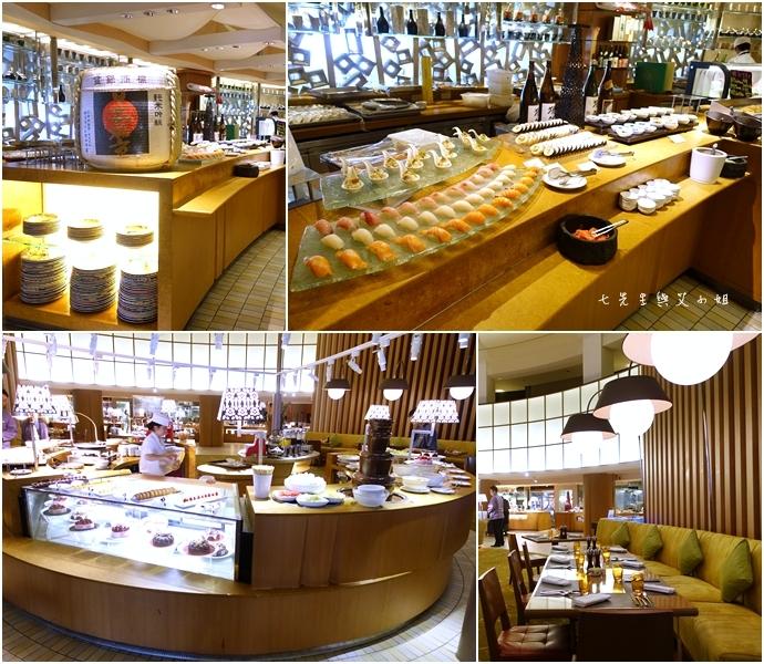 8 香格里拉台南遠東國際飯店醉月軒 cafe 茶軒 餐飲