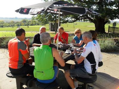 Group at Whitehill Golf Club
