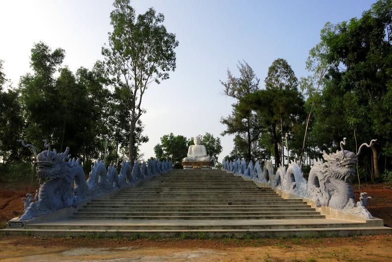 Stairway to Buddha