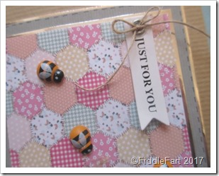 Bee Birthday Card b