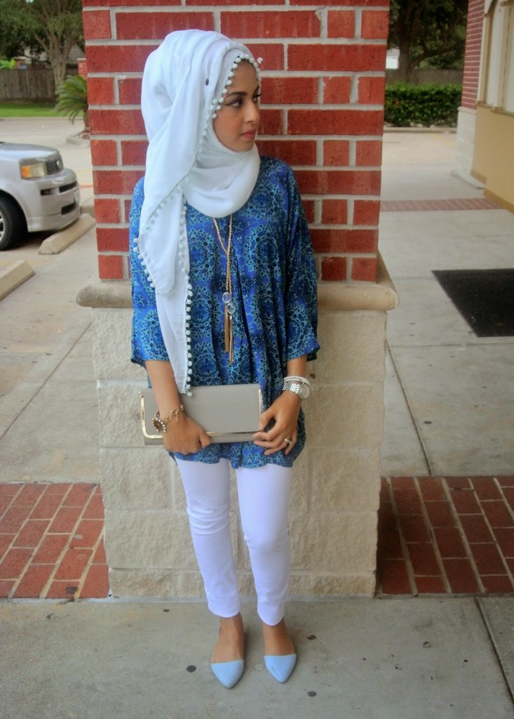 Amazing Summer Outfits Hijab 2016 Styles 7