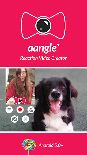 Aangle Reaction Video