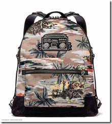 Cordura Academy Backpack in Hawaiian Brown (28755 JINGI)
