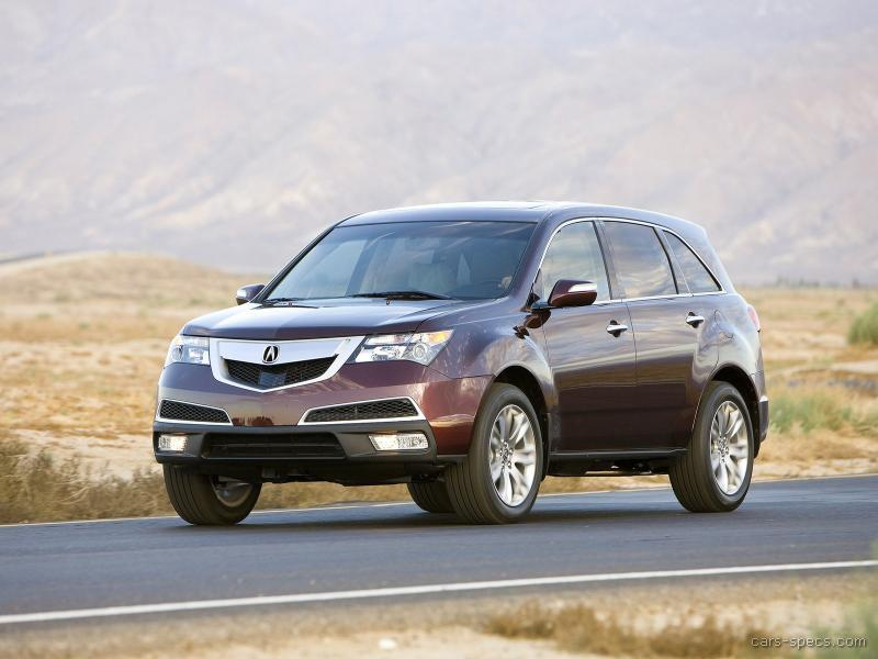 2010 acura mdx suv specifications pictures prices. Black Bedroom Furniture Sets. Home Design Ideas