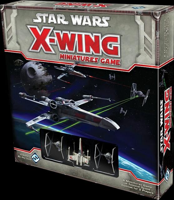 X-Wing el juego de miniaturas caja básica