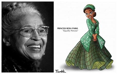 Princesa-Rosa-Parks