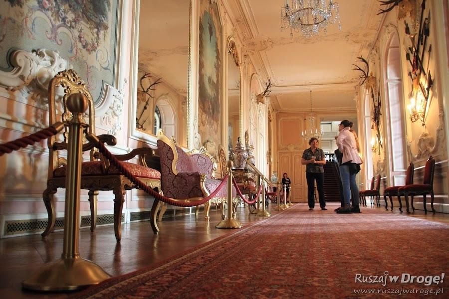 To też jest Śląskie - Pałac w Pszczynie