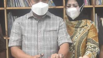 Wabup Jiep Resmikan TMB Lentera di Kecamatan Kutawaluya
