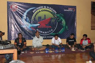 Musyawarah besar Surabaya Honda Community 2016
