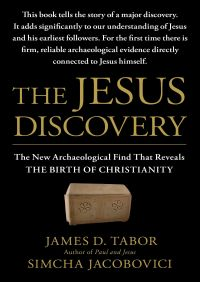 The Jesus Discovery By Simcha Jacobovici