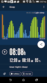 Sleep Time Smart Alarm Clock Scr
