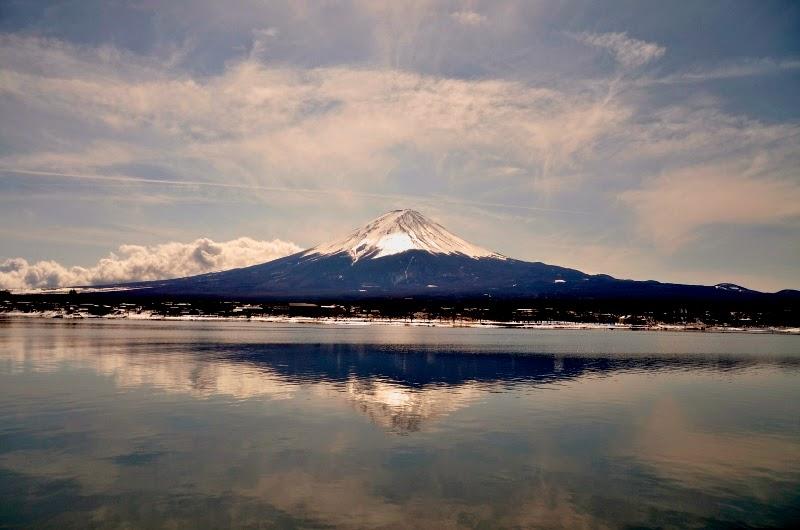 Fuji and Kawaguchi